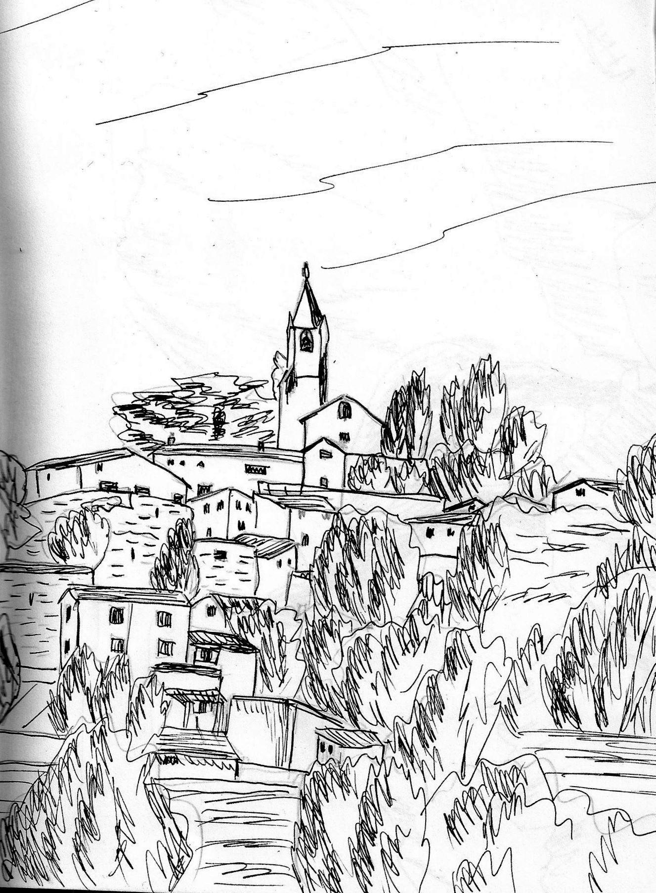 Mes peintures page 2 - Village dessin ...
