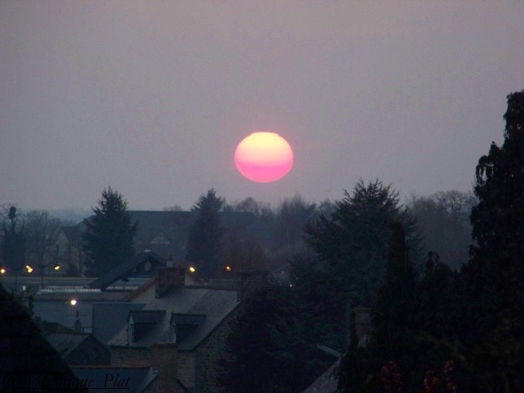 Lever et coucher du soleil fuschia et rouge m ditation forum al - Lever et coucher du soleil bordeaux ...